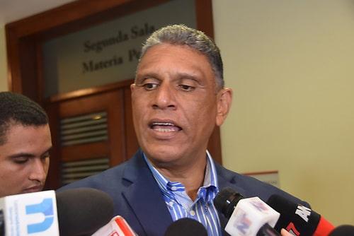 Defensa de Chu Vásquez muestra operaciones bancarias y reclama su inocencia  | Periodico Oficial del PRM
