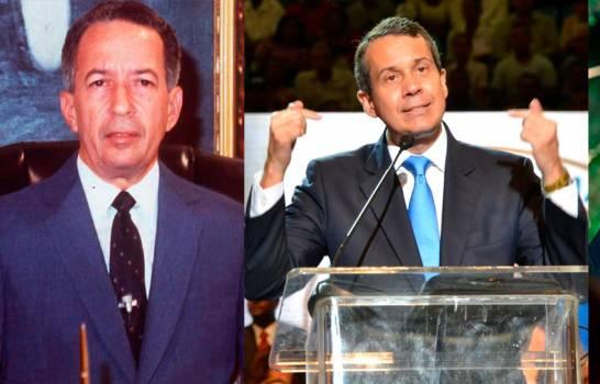 David Collado, Ministro de Turismo, junto a Enrique García, director de Migración, Firma acuerdo Ministerio de Turismo, Salud Publica y Aduna