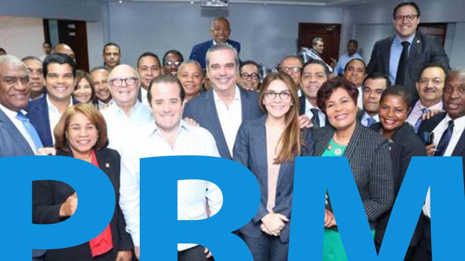Conozca la alta dirección del Partido Revolucionario Moderno (PRM) |  Periodico Oficial del PRM